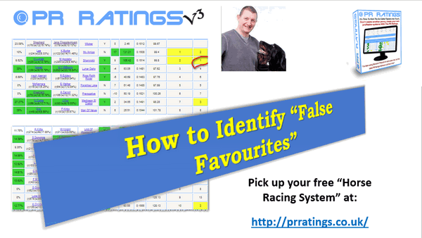 How to identify false favourites